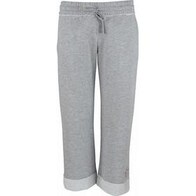 YORK Amita Pantalones Yoga Mujer, grey melange